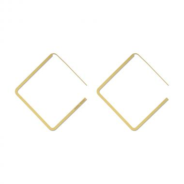 Thinner Square Gold