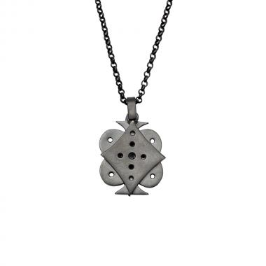 Lucky Charm 2021 Black Cards Pendant